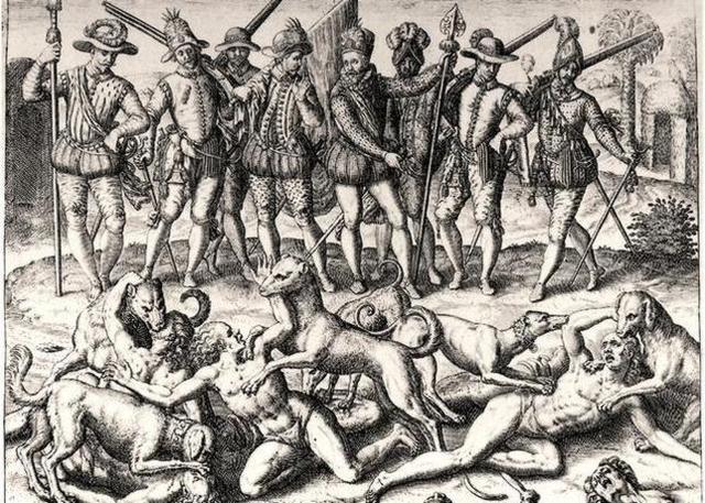Carlos V dictó las Nuevas Leyes de Indias