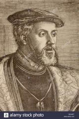 Murió Carlos V, Rey de España
