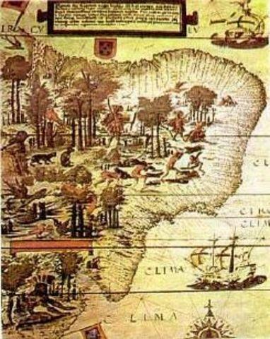 Los holandeses ocuparon san Salvador de Bahía