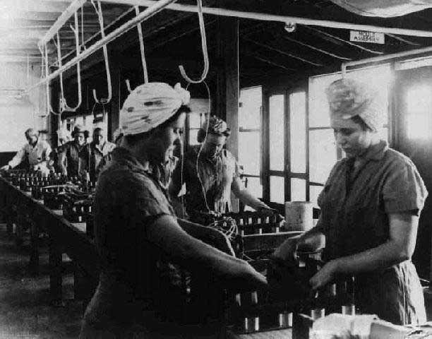 Black Labor during World War I