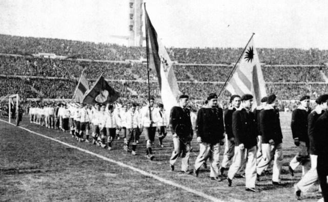 Mundial 1930 (Uruguay)