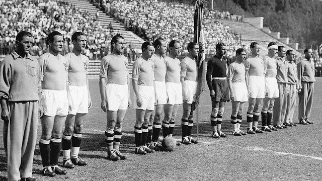 Mundial 1934 (Italia)