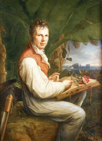 Expedición de Alejandro Von Humboldt