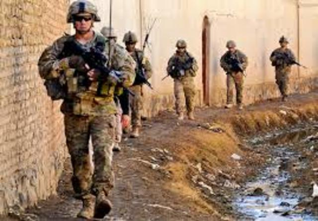 U.S Invasion and Military Forces