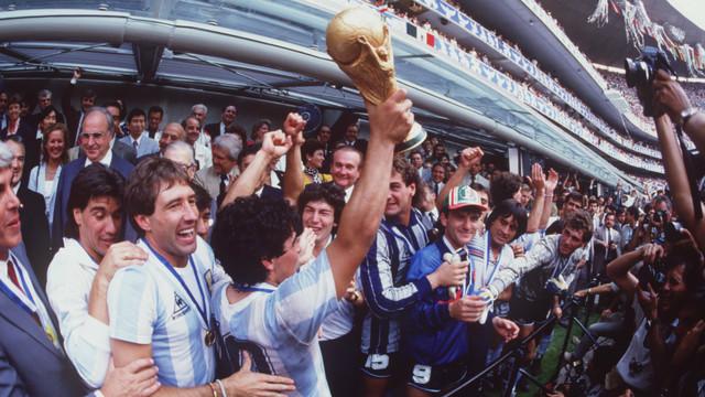 Mundial 1986 (México)