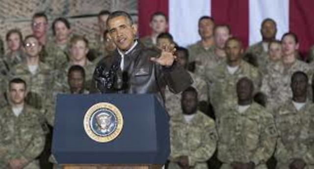Obama Administration Military Occupation