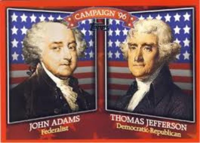 Election of John Adams