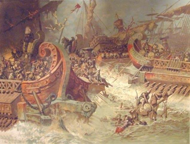 Slaget vid Salamis