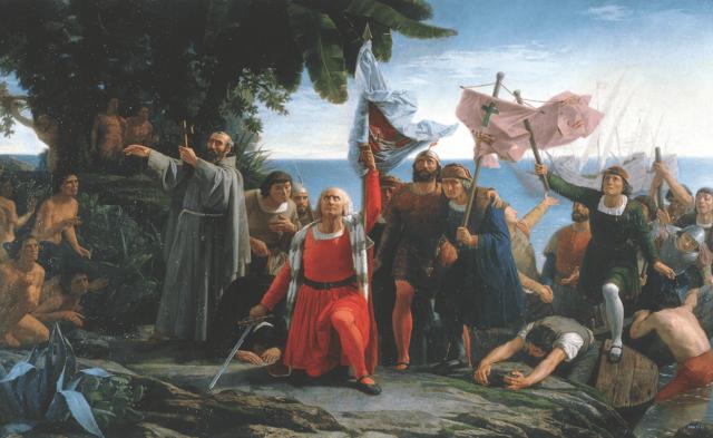 Colón envia cartas a Reyes Católicas