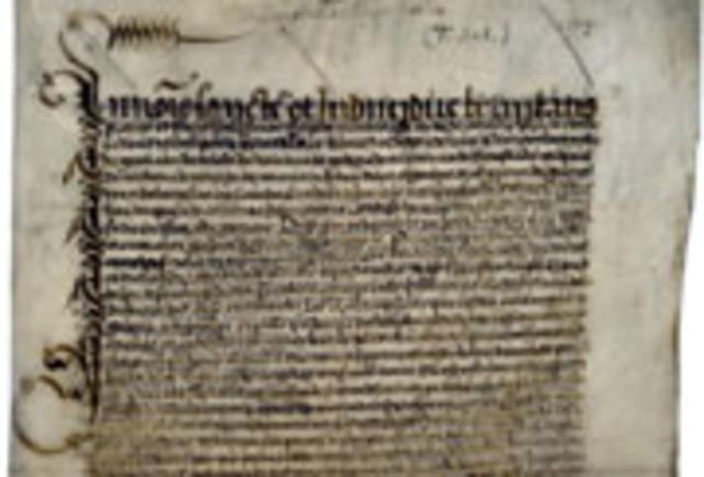 Testamento y Codisilo de Isabel la católica