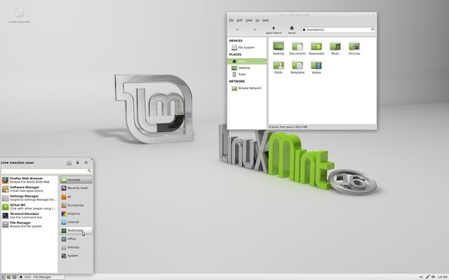 Цели Linux Mint...