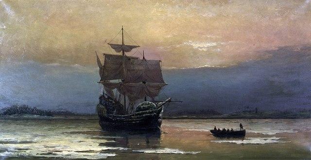Puritan expedition