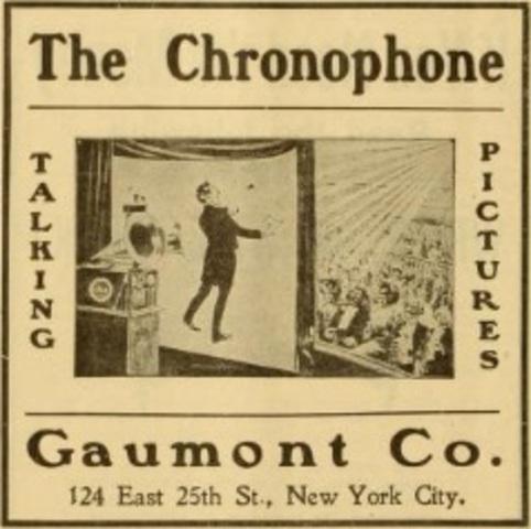 CHRONÓFONO | León Gaumont