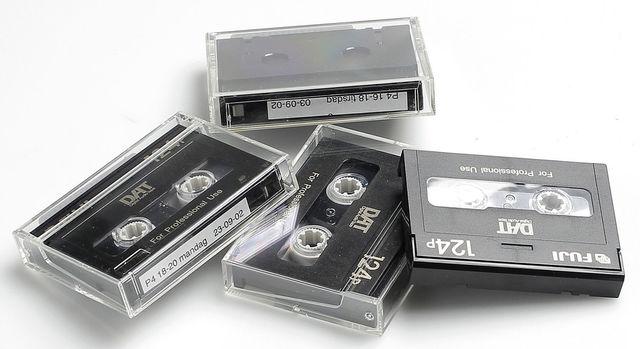 DAT | Digital Audio Tape