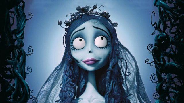 Película: La novia cadáver