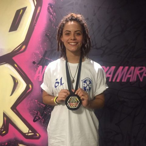 Início da carreira de Marina Moraes