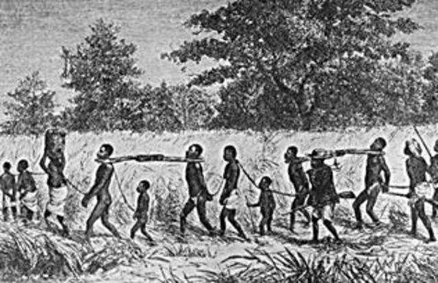 Slavery in New Amsterdam