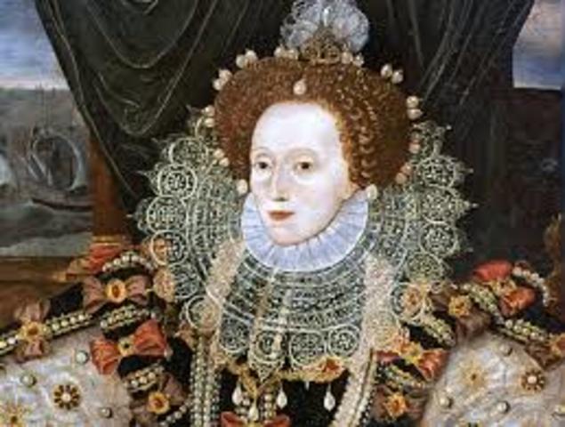 Queen Elizabeth died