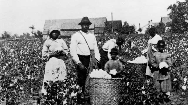Southern slavery was born