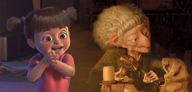 El amor: la teoría Pixar