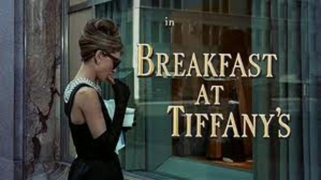 Stars in Breakfast at Tiffany's