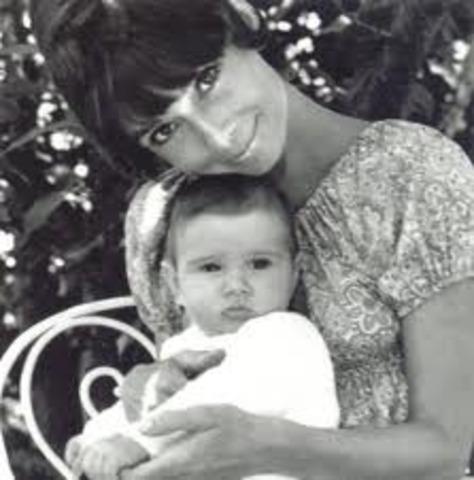 Son Luca is Born