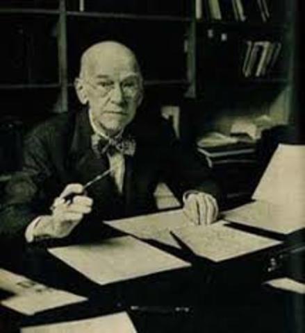 GEORGE ELTON MAYO (1880-1949)