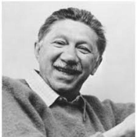 ABRAHAM MASLOW, (1908-1970)