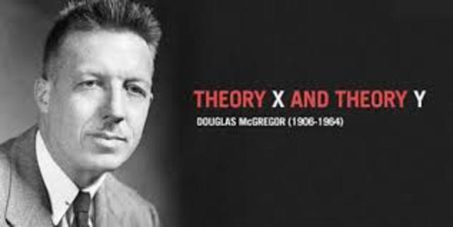 DOUGLAS MCGREGOR, (1906-1964)