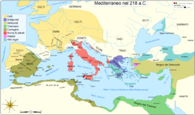 Conquista Pianura Padana