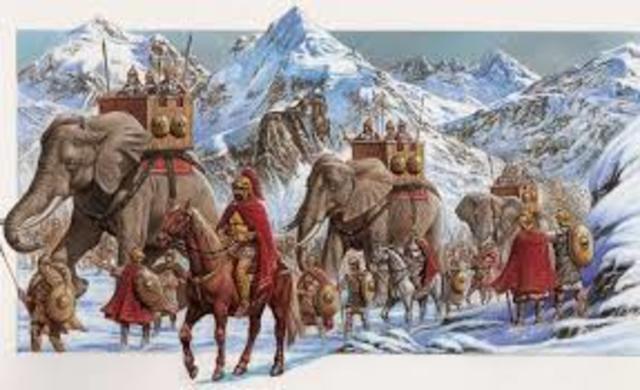 Vittorie cartaginesi sul Ticino e sul Trebbia