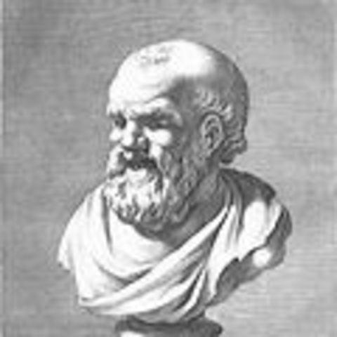 Democritus Dies