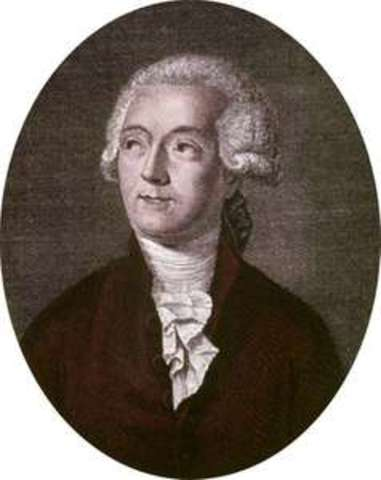 Antoine Lavoisier Is Born