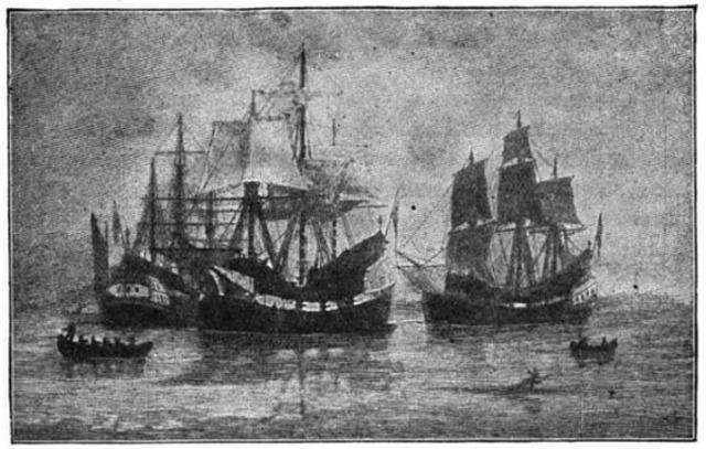 Great Puritan Migration; Massachusetts Bay Colony