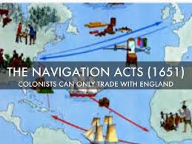 Navigation Act of 1651