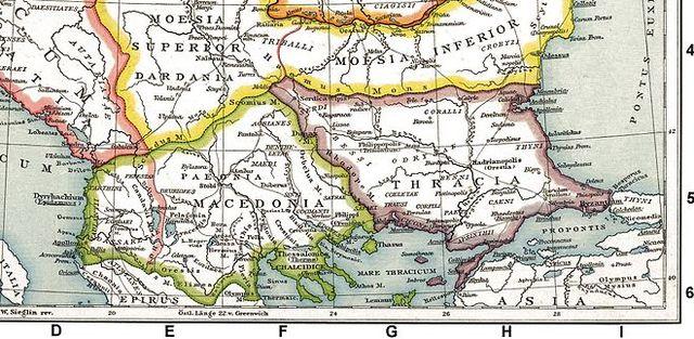 La Macedonia diventa provincia romana
