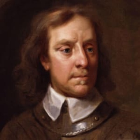 Death of Oliver Cromwell