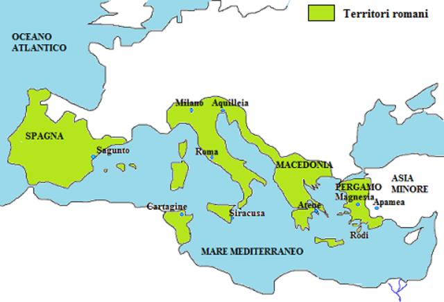 Distruzione Cartagine