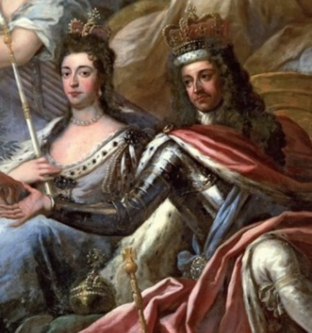 Glorious Revolution; William III & Mary II