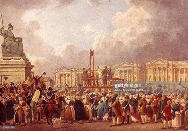 Antoine Lavoisier Dies