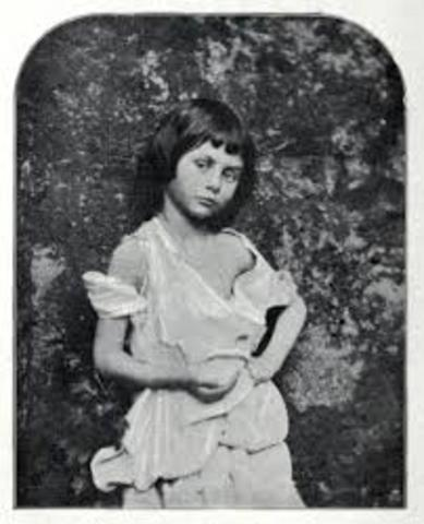 Lewis Carroll's Controversial 'Alice in Wonderland' Photograph