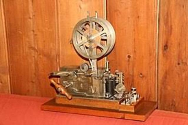Commercial Electrical Telegraph