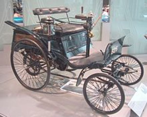 """The First """"True"""" Automobile"""