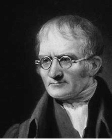 John Dalton Is Born