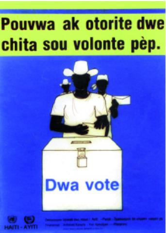 Finalizó la Misión Especial para el Fortalecimiento de la Democracia en Haití