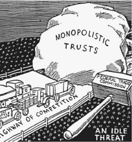 The Sherman Anti Trust Act