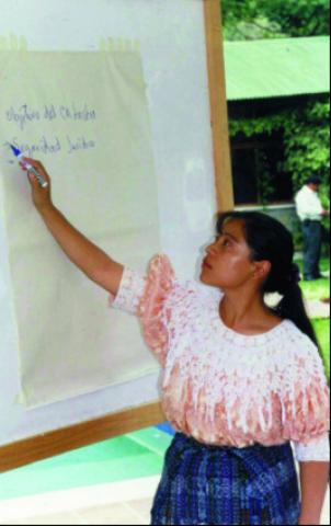 Termina el Apoyo a la Construcción del Proceso de Democratización y Establecimiento de la Paz en Guatemala