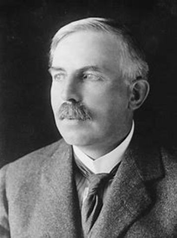 Ernest Rutherford is Born