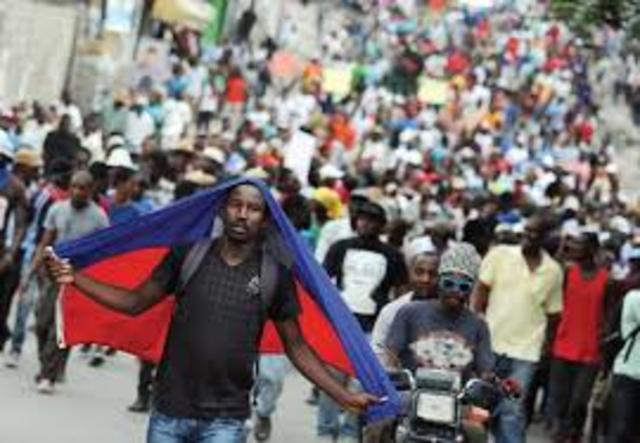 Se crea la Misión Especial en Haití