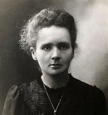 Marie Curie is Born